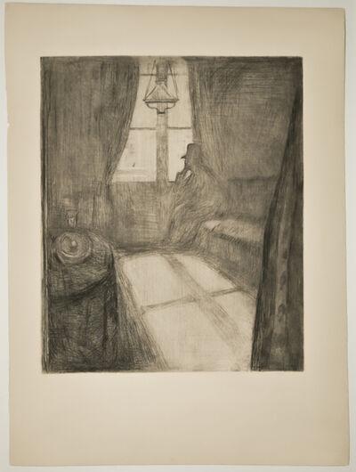 Edvard Munch, 'Måneskinn. Natt i Saint-Cloud (Moonlight. Night in Saint-Cloud)', 1895