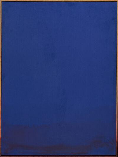 Nina Beier, 'Fatigues (Blue)', 2012