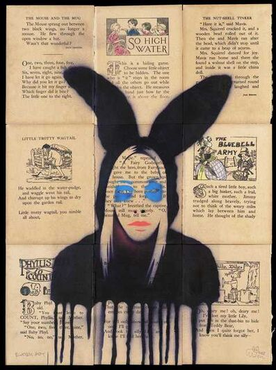 Pure Evil, 'Death Mask / BlueBell Army', 2008