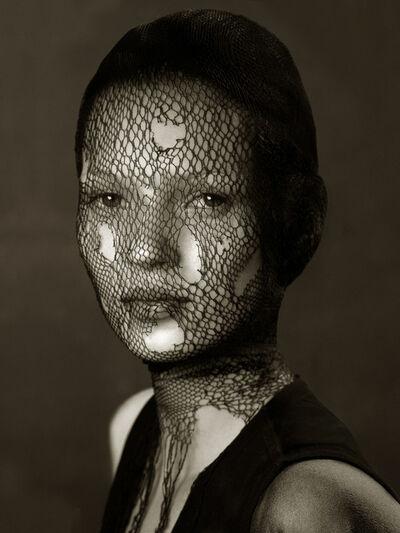 Albert Watson, 'Kate Moss in Torn Veil, Marrakech', 1993