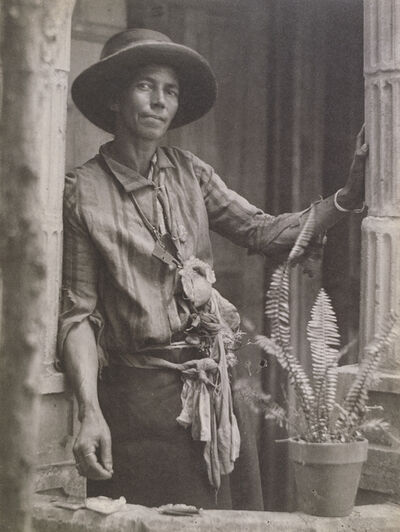 Doris Ulmann, 'The Herbalist, Probably Louisiana or South Carolina', 1929-1931