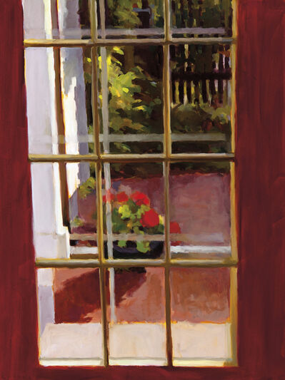 Connie Hayes, 'Front Step'