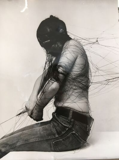 Annegret Soltau, 'Permanente demonstration 19.1.197', 1976