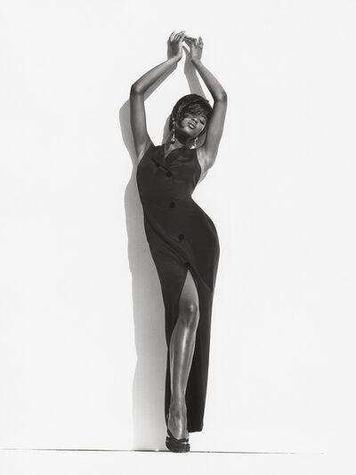 Herb Ritts, 'Naomi - Modern Legends, Los Angeles (a)', 1989