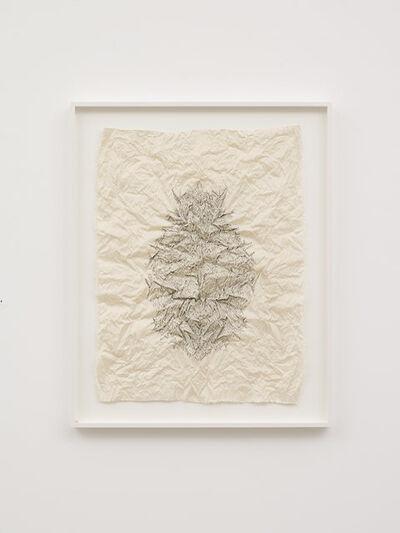 Edith Dekyndt, 'Indian's Drawing 05', 2018