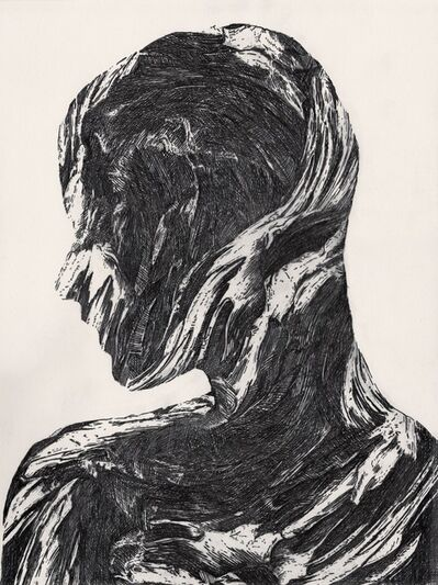 Ville Andersson, 'Attention V', 2017