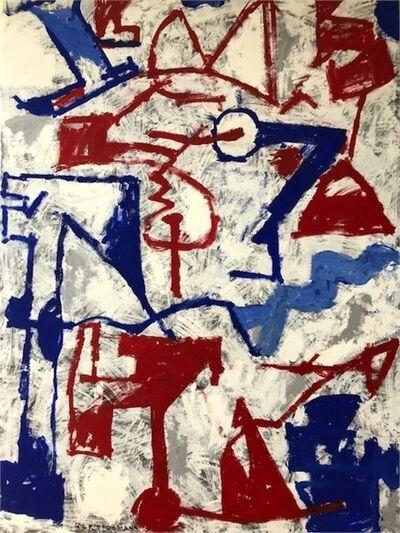 Harry Bertschmann, 'Ab-Ex Shapes Series No. 28', 1965