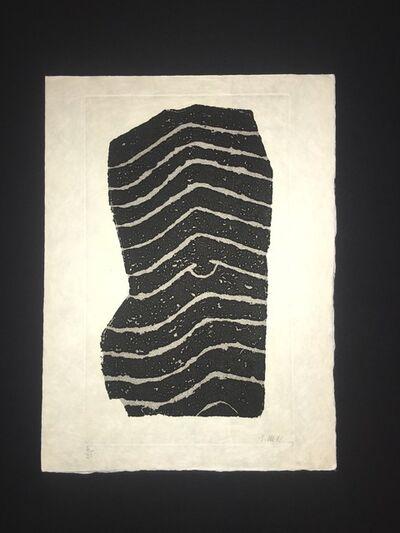 Raoul UBAC, 'Le Filet D'Eau', 1975