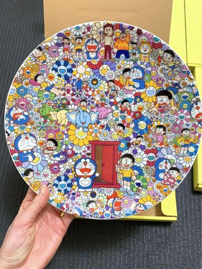 Takashi Murakami, 'Murakami Takashi Doraemon limited edition plate', 2017