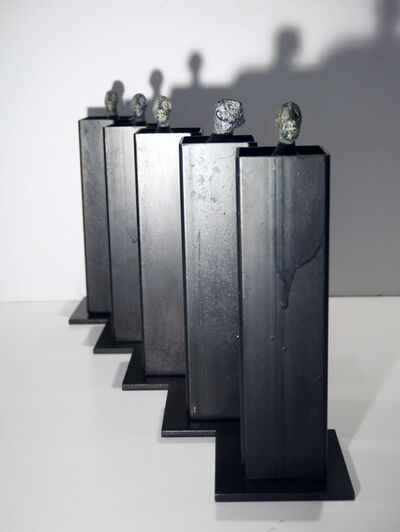 Yanne Kintgen, 'Chacun chez soi', 2020