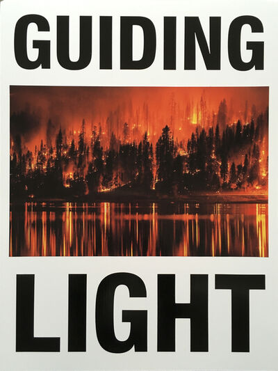 Cali Thornhill Dewitt, 'Guiding Light', 2017