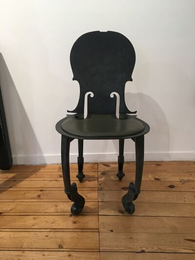 Arman, 'Chaise violoncelle / Cello chair', 1995