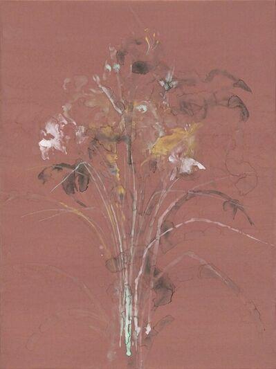Makoto Fujimura, 'Callis Lilies 水仙百合', 2017