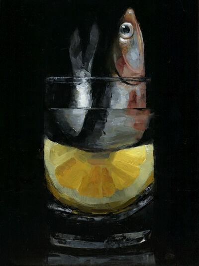 Tom Giesler, 'Floral 55: anchovy lemon no. 3', 2021