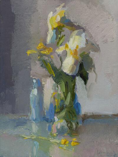 Christine Lafuente, 'Iris and Buttercup', 2019