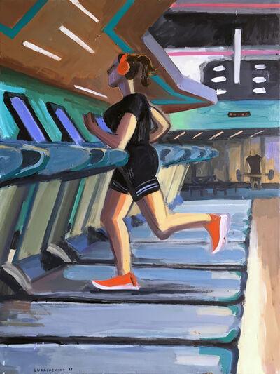 Anna Lukashevsky, 'At the Gym No.1', 2018
