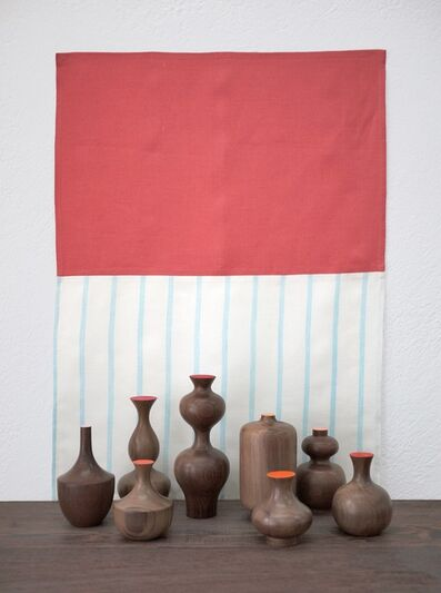 "Edgar Orlaineta, 'With Hidden Nature ""Calida""', 2018"