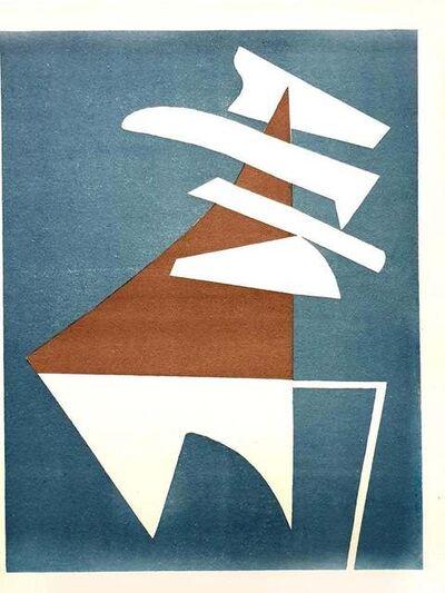 Alberto Magnelli, 'Alberto Magnelli - Composition - Original Lithograph', 1951