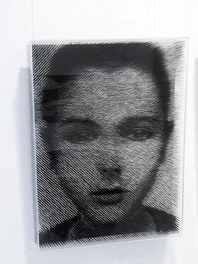 Maxim Wakultschik, 'Optical Portrait Wood #19'