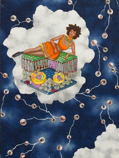 Lezley Saar, 'Lyosome Languidity', 2013
