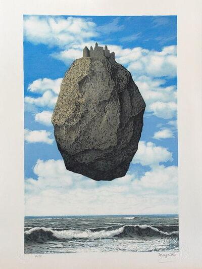René Magritte, 'Le Château des Pyrénées', 2010