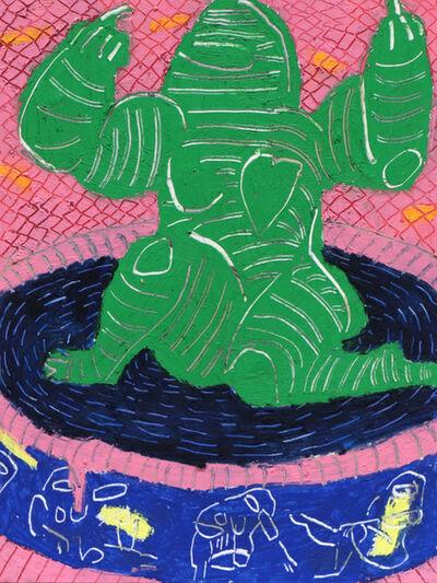 Virgil Baruchel, 'RUDE fountain', 2019