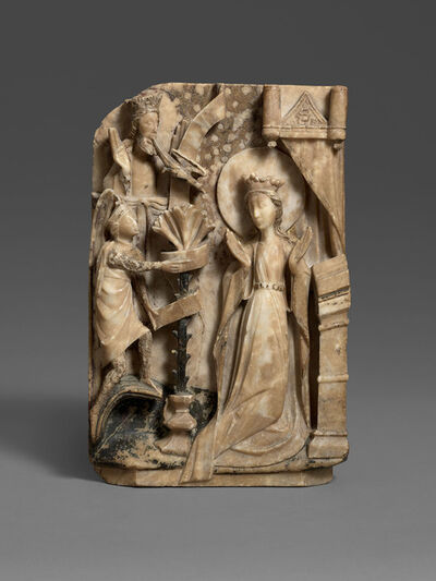 England, Nottingham, 15th century, 'The Annunication'