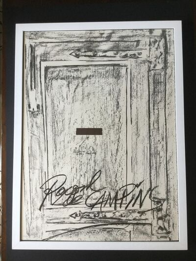Antoni Tàpies, 'Berlin - Suite', 1974