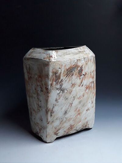 Kang Hyo Lee, 'Buncheong Square Bottle', 2013