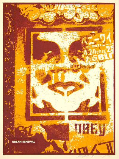 Shepard Fairey, 'Japan Stencil', 2000