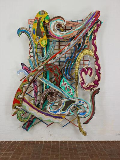 Frank Stella, 'Khar-Pidda', 1978