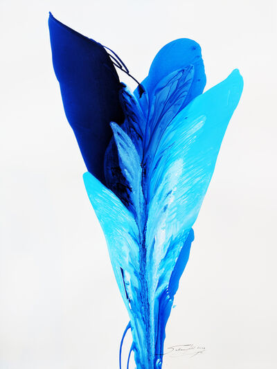 Robert Schoenfeld, 'Blue Rio De' Colore #3', 2018