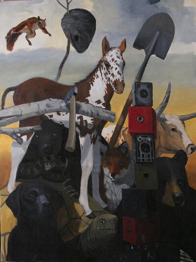 Robert McCauley, 'Why I Like the West 4', 2012