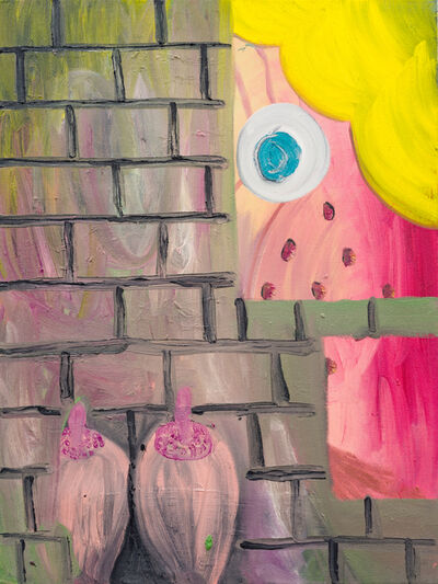 Pow Martinez, 'Show Me Your Breast', 2016
