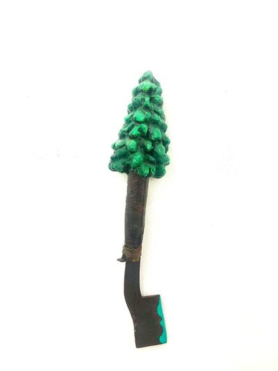 Yuichi Hirako, 'Wooden Tool 4', 2014