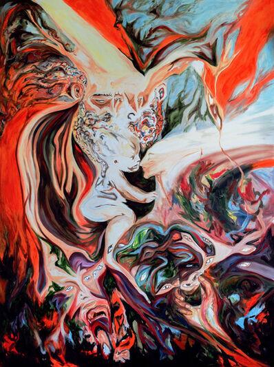 Alessandro Giannì, 'L'inganno fluido del tempo', 2017