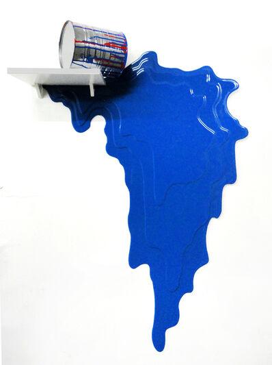Jorge Magyaroff, 'Sin título. No. 2 (azul)', 2014