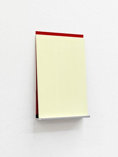 Imi Knoebel, 'An Meine Grüne Seite B08-9', 2008