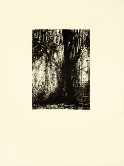 Henry Moore, 'Forest', 1973