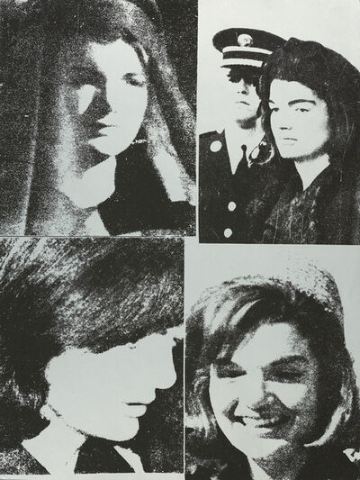 Andy Warhol, 'Jacqueline Kennedy III (Jackie III), from 11 Pop Artists, Volume III', 1966