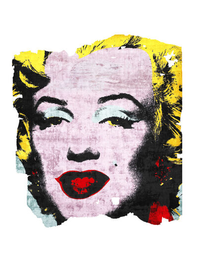 Andy Warhol, 'Marilyn, 1967, Designed by Calle Henzel', 2015