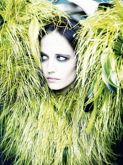 Rankin, 'Eva in Green', 2010