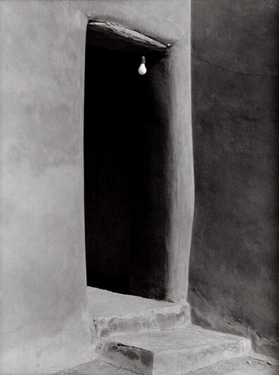 Todd Webb, 'Patio Door at O'Keeffe's Abiquiu House', 1977