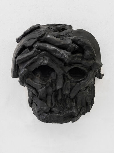 Thomas Houseago, 'Skull Mask I', 2013