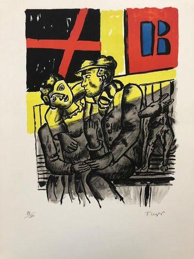 Fernand Léger, 'Les amoureux', 1959