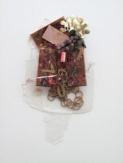 Jutta Koether, '#9 Infinization (body has disappeared) (Bis Bald/ A Bientot/ Soon)', 2012