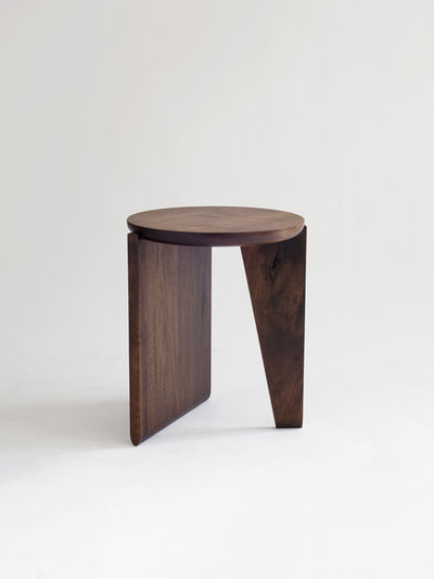 Egg Collective, 'Wu Side Table / Stool', Contemporary