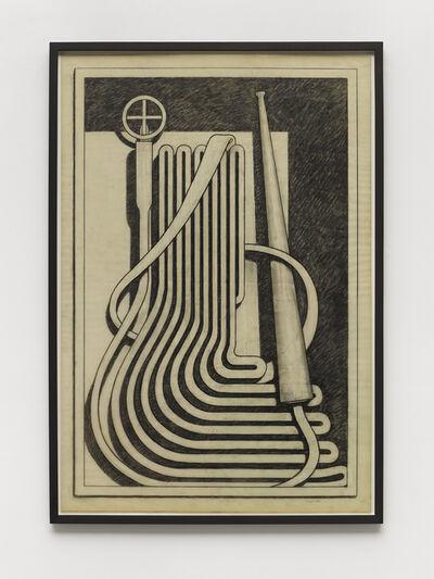Konrad Klapheck, 'Lamento No 11', 1986