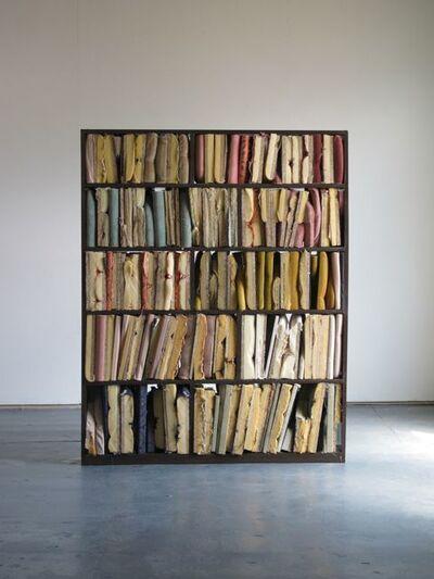Hermione Allsopp, 'Sedimentary Archive', 2014