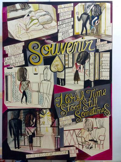Emma Talbot, 'Souvenir', 2012